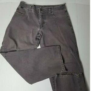 Kuhl Men's 34x30 Gray Rugged 100% Cotton Born In